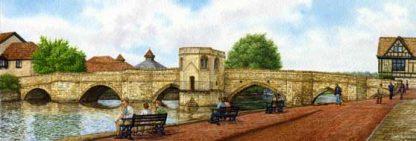 St. Ives, River Bridge