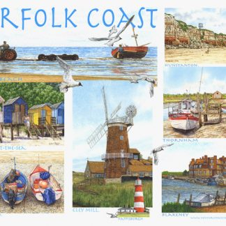 Norfolk Coasters