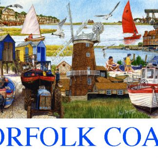Norfolk Fridge Magnets