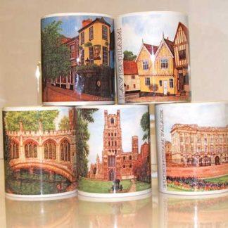 Lincolnshire Mugs
