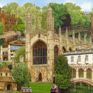 Cambridgeshire Cards
