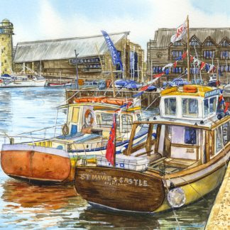 Cornwall Cards