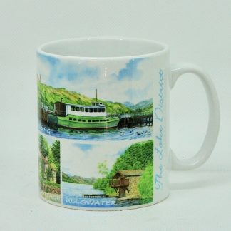 Cumbria Mugs