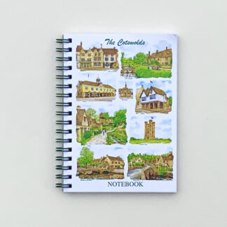Cotswolds Notebooks