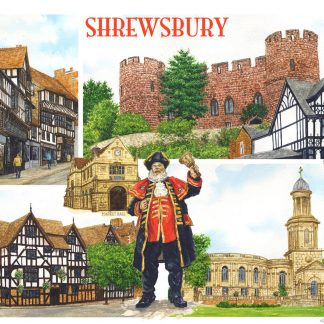 Shrewsbury Cards