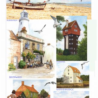 Suffolk notebooks