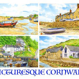 Cornwall Coasters