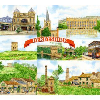 Derbyshire Coasters
