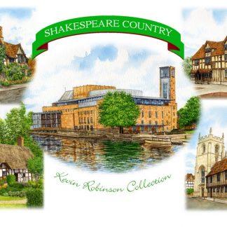 Warwickshire Mugs