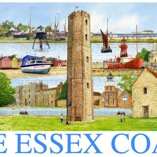 Essex Tea Towel