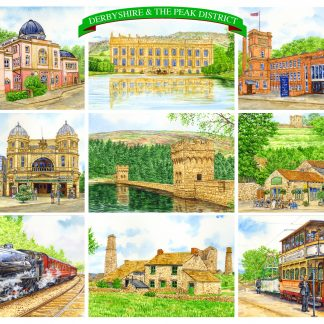 Derbyshire Postcards