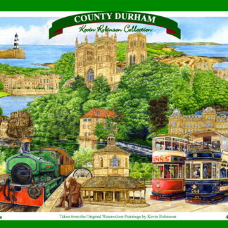 County Durham Jigsaws