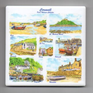 Cornwall Ceramic Coasters