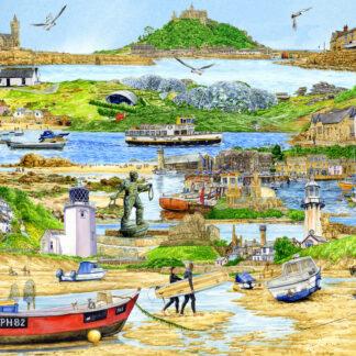 Cornwall Jigsaw