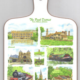 Derbyshire cutting boards