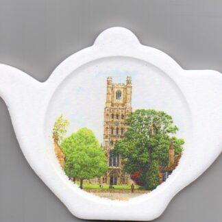 Cambridgeshire Tea bag tidy