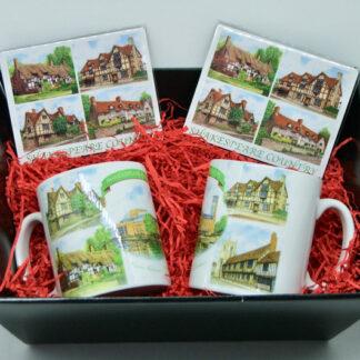 Warwickshire gift sets